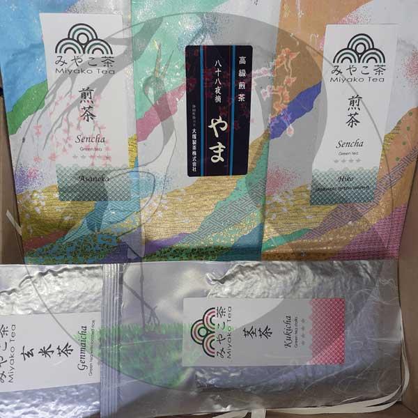 Cha Shizuoka Box